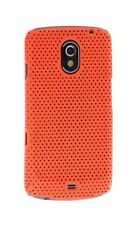 Orange Mesh Hard Case Cover for SAMSUNG Galaxy Nexus i9250