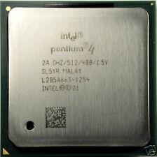Intel® Pentium® 4 CPU 2 GHz - SL5YR