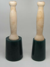 12oz & 20oz Wood is Good Urethane Wood Carving Carvers Mallet Tools