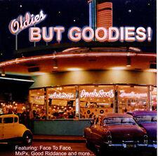 Oldies But Goodies [Negative Progression] CD