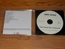 Joss Stone-Super Duper Hits, The Best of/Limited ALBUM-CD 2011