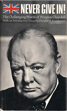 Never Give In! (Churchill)