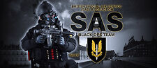 DID 1/6 British Special Air Service (SAS) B Squadron Black Ops Team 0Sean MA1005