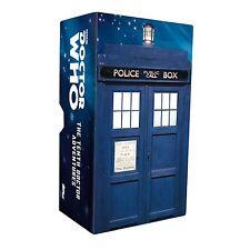 TOPPS Dr Who 10th Tenth Doctor Adventures 88 Set Tardis Box,DAVID TENNANT #531