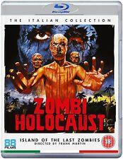 BLU RAY ZOMBIE HOLOCAUST      ( STUDIO 88 FILMS )  NEW SEALED UK STOCK