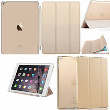 New UK Smart Magnetic Leather Stand Case Cover for Apple iPad 2 3 4 Mini Air 5