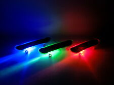 LED Finger Board Mini Colorful Skateboard Tech Deck Boy Kids Children Toy Gifts