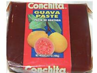 GUAVA PASTE,PASTA DE GUAYABA,CONCHITA (14.1 OZ each) CHOICES 1,2,3 and 12 pk