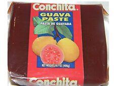 GUAVA PASTE,PASTA DE GUAYABA,CONCHITA (14.1 OZ each) CHOICES 1,2,3 and 12 pk