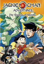 Jackie Chan Adventures - The Shadow of Shendu   (DVD)  NEW