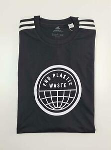 Adidas T-Shirt Men's End Plastic Waste Originals Primeblue Short Sleeve