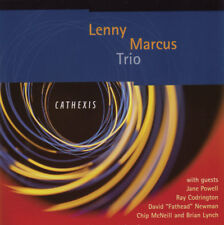 NEW SEALED Cathexis Lenny Marcus Trio with guests CD 2004 jz221