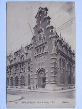 CPA 59 - ANCIENNE CARTE POSTALE DUNKERQUE - LA POSTE - LL - 1910