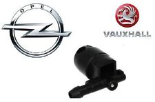 ASTRA G ZAFIRA A RIGHT FRONT WINDSCREEN WASHER NOZZLE SPRAYER JET GENUINE