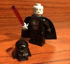 Lego Star Wars Darth Vader Mini figure light-up lightsaber 7263 RARE