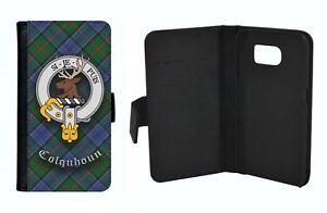 Colquhoun Clan Flip Case for Apple iPhone & Samsung Galaxy - Scottish