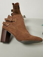 Ladies / Women's Wide fit Primark boots size 5/ 38. Brown chocolate.  Brand new