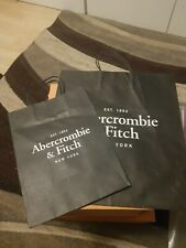 Abercrombie and fitch Gift Bags