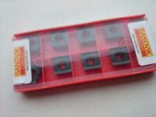 10 Sandvik Carbide Tips N331.1A-11 50 08H-PL 4230 (slot mortaiser pour N331.32 52