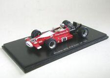 McLaren M7B Numéro 18 Vic Elford Néerlandais GP 1969 1:43