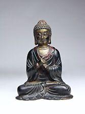Chinese bronze Shakyamuni Bouddha Dynastie Qing - 18th Siècle