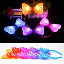 Party LED Light Up Headband Luminous Glow Hair Band
