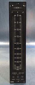 RTW 11529G AES/EBU Peakmeter Korrelation Lautheit