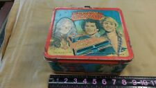 THE DUKES OF HAZZARD Vintage Aladdin Lunchbox Lunch Box with Thermos (1980)