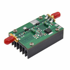 New 35Db 1Mhz-700Mhz 3.2W Hf Fm Vhf Uhf Rf Power Amplifier For Ham Radio