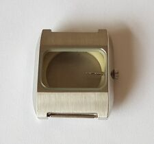 ETA 2783 Stainless Steel Watch Case & Back Glass,Crown Swiss Made