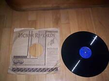 78 RPM Soiree Dans Grenade & Reflets Dans L'eau - Grieseking 68575-D Debussy EXC