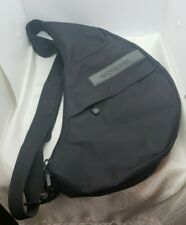 Diesel Black Crossbody Bag Messenger  Unisex Hardly used