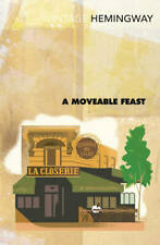 A Moveable Feast (Vintage Classics), Ernest Hemingway, Used Excellent Book