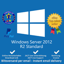 Windows Server 2012 R2 Standard Edition Retail  License Key