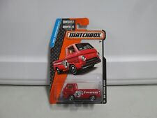 Matchbox MBX Adventure City '66 Dodge A100