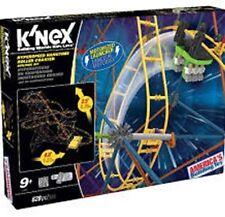 KNEX Hyperspeed Hangtime Roller Coaster Building Set 51415 ~NEW~