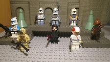 (i 11 / 5 ) LEGO STAR WARS FIGUREN COMMANDER CODY KYLO REN AMIDAL WOLFPACK SOLO