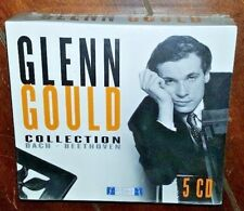 Glenn Gould Collection: Bach - Beethoven (CD, Apr-2012, Fabula Classica)