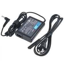 PwrON 65W AC Adapter Charger For eMachines E520 E525 D527 D620 E528 Power Cord