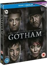 Gotham Series 1 The Complete First Season Blu-ray Brand New Sealed