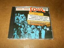 CD (IBC 200) - various artists - SOUL SOUL SOUL Vol.1.