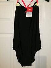 Speedo Endurance Swimming Costume / Swimsuit. Black. Size 16 (38)