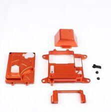 CNC metal Battery box red for 1/5 hpi rovan km baja 5b parts