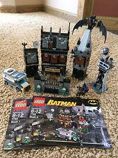 Lego 7785 Batman Arkham Asylum  Minifigures Manuals 860 pcs 100% Original Set