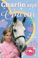 Charlie and Charm (Pony Camp Diaries),Kelly McKain
