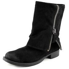 Mid-Calf Women's Nine West Suede Upper Material Boots