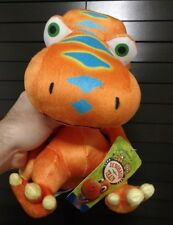 "12"" DINOSAUR TRAIN BUDDY PLUSH DINOSAUR TREX JIM HENSON TV SHOW PBS T-REX DOLL"