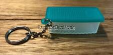 TUPPERWARE GREEN FRIDGESMART RARE FRIDGE  KEYCHAIN KEYRING