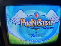 Puchi Carot F-3 Taito B Board Only For Jamma Arcade Game Japan Version Original