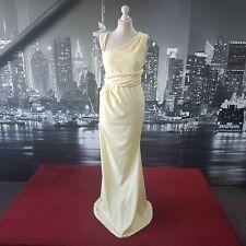 Fabulous Dress (Lemon-Size 16) Prom, Cruise, Ball, Cocktail, Bridesmaid, Races